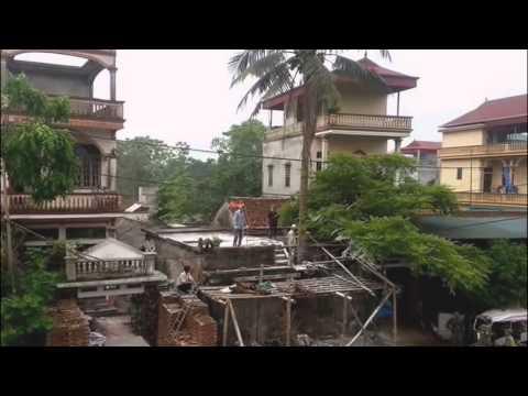 Bố đẻ thuê thương binh phá nhà con - xã Phương Trung - Huyện Thanh Oai