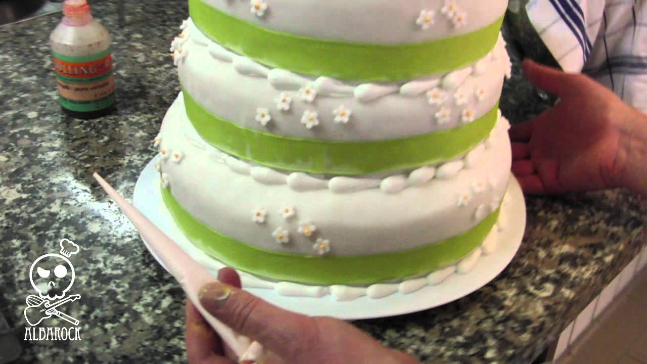 gateau de mariage albarock wedding cake p tisserie. Black Bedroom Furniture Sets. Home Design Ideas