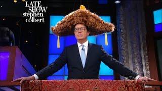Big Furry Hat: Sherbert Edition
