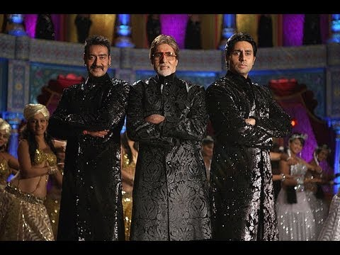 Bol Bachchan Song Ft. Amitabh Bachchan, Abhishek Bachchan, Ajay Devgn