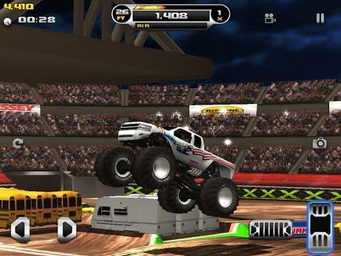 Grandes camiones y vehículos de dibujos animados para niños