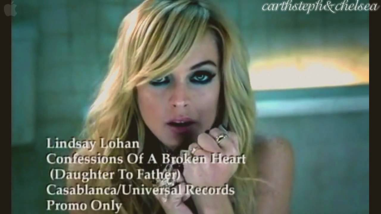 lindsay lohan confessions of a broken heart HD/HQ (version ...
