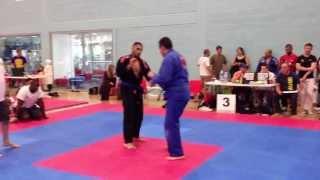 BJJ Pro Cup 2013 Blue Master Heavy Semi-Finals