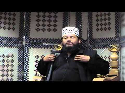 Waz 2013 Moulana Tariq Monawar Part 1