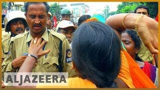 Cheating husband beaten up by wife in India තහනම් ගහේ ගෙඩි කන්න ගිහින් මාට්ටු වෙලා