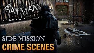 Batman: Arkham Origins Crime Scenes Investigation