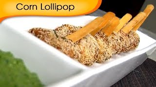 Corn Lollipop..