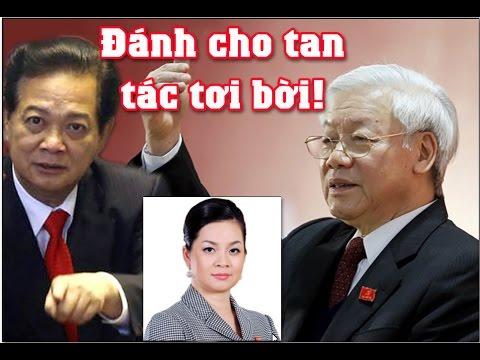 Gia tộc Nguyễn Tấn Dũng khởi động trận huyết chiến sinh tử với Nguyễn Phú Trọng