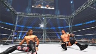 WrestleMania: Triple H Vs Shawn Michaels (3 Stages Of Hell