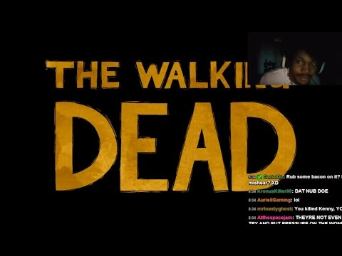 The Walking Dead: Season One - Episode One [FULL] | Stream For Charity (8/29/14) - Part Two!
