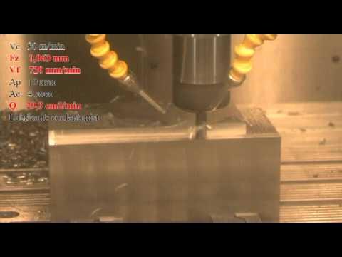 EPB 5672 - Milling in Titanium