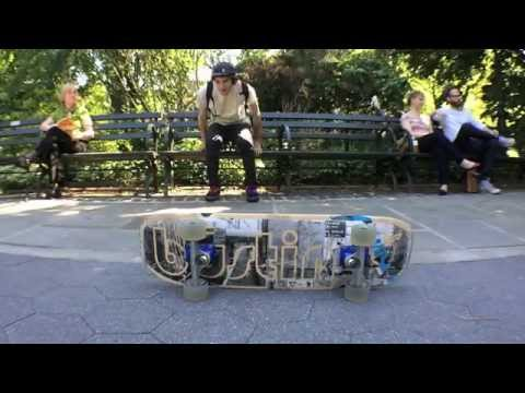 Longer Daze - Jesse Whalen and the Yoface 32""