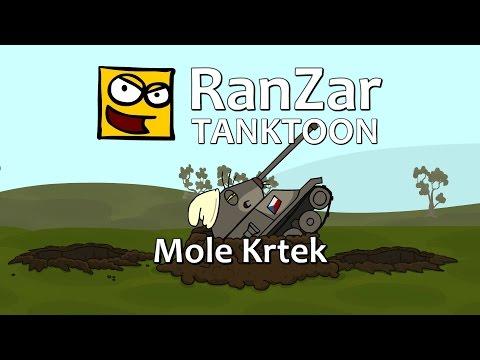 Tanktoon - Krtko