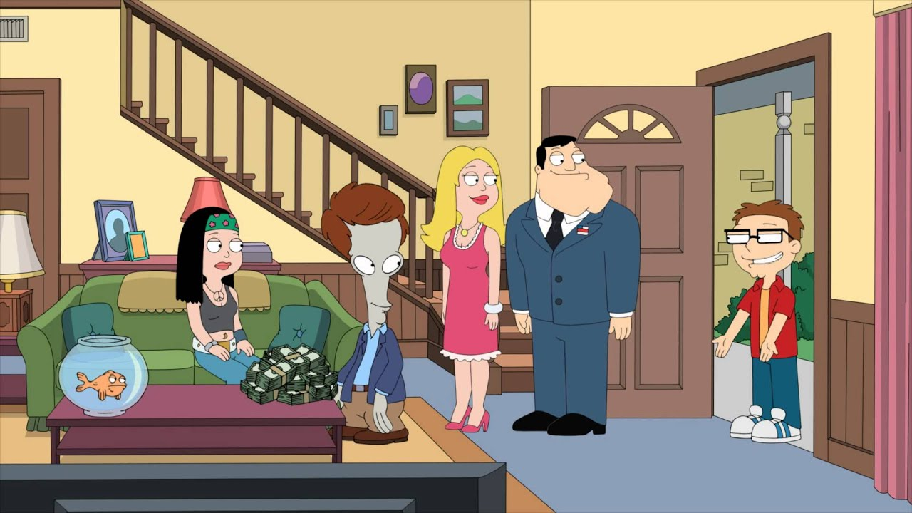 american dad flirting with disaster youtube American dad stan smith, who works for the cia and is constantly on the alert for terrorist activity stan will go to extremes to protect his.
