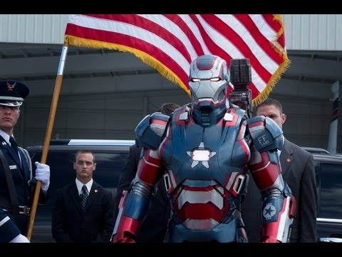 Iron Man 3 Trailer UK - Official Marvel | HD