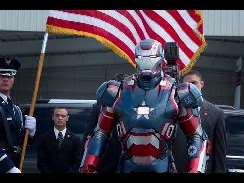 Iron Man 3 Trailer Oficial da Marvel