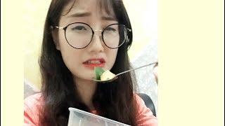 Đức SVM - Thách girl xinh ăn chanh chua buốt răng | Đức SVM tự tay bóp dái