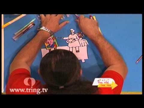 Artist Tak Fak  - Qeramika prej letre & Piktori