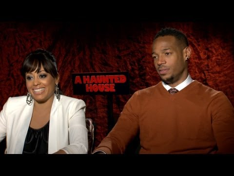 'A Haunted House' Star Marlon Wayans: 'I Got Twice the Meat' as Channing Tatum