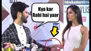 Shahid Kapoor FIGHT With Wife Mira Rajput In Public
