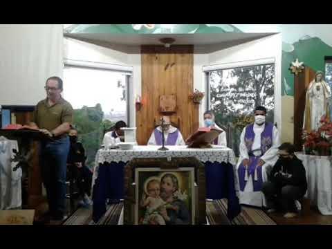 Santa Missa | 11.03.2021 | Quinta-feira | Padre José Sometti | ANSPAZ