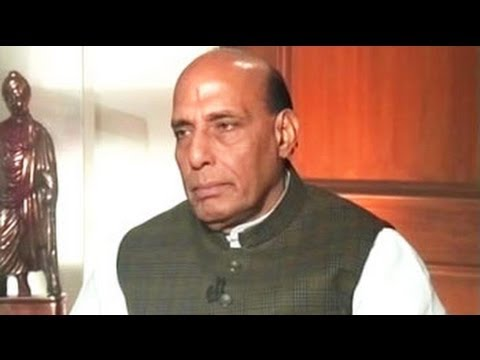 Yes Mr Kejriwal, Narendra Modi will fight Lok Sabha battle: Rajnath Singh