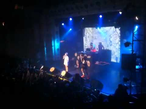 Die Antwoord, Metro, Chicago 2/15/2012