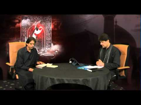 ZIKR E SHAHDAT  E MOULA PART 2   20 07 14  HIDAYAT TV