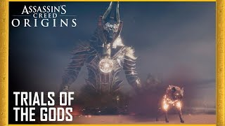 Assassin's Creed Origins - Trials of the Gods: Anubis Trailer