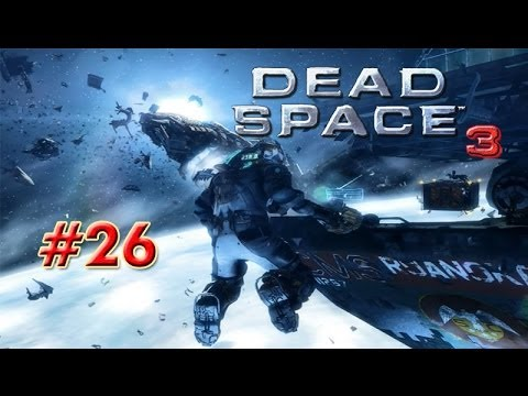 Dead Space 3 - Detonado #26 - Chapter 17 : A Strange City [The Alien Machine]