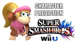Dixie Kong Super Smash Bros. 3DS/Wii U Character Prediction
