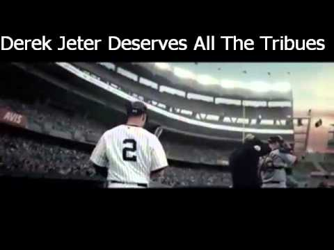 Derek Jeter Deserves All The Tributes