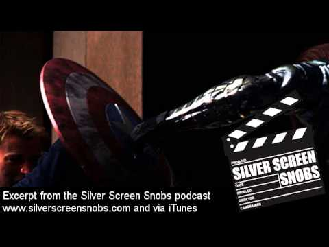 Captain America: The Winter Soldier review by Silver Screen Snobs