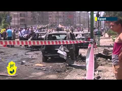 Egyptian Interior Minister escapes bomb last assassination attempt in Islamist Cairo stronghold