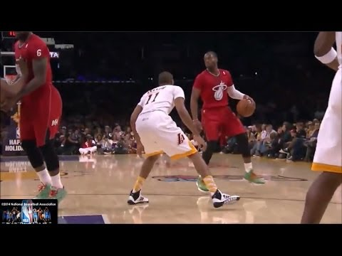 Dwyane Wade Offense Highlights 2013/2014 Part 2