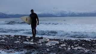 Surf Alaska - video series teaser