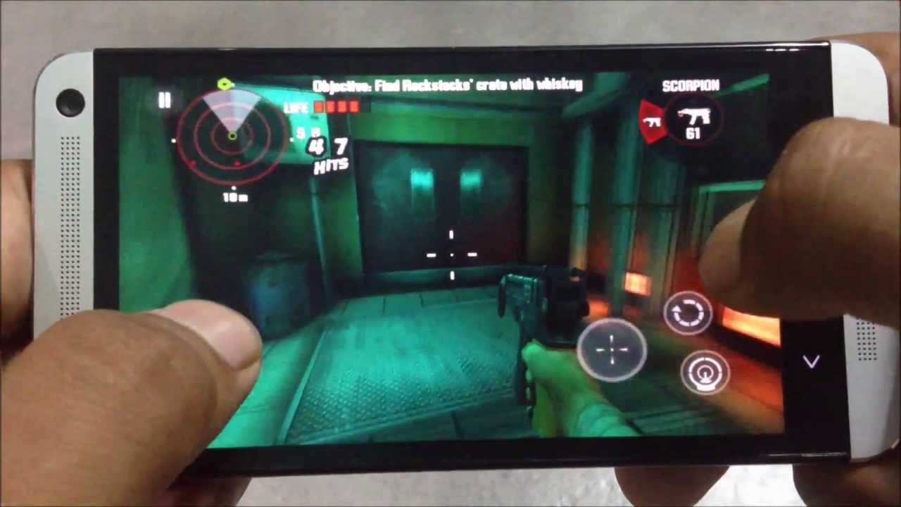 top 5 hd android games 2013