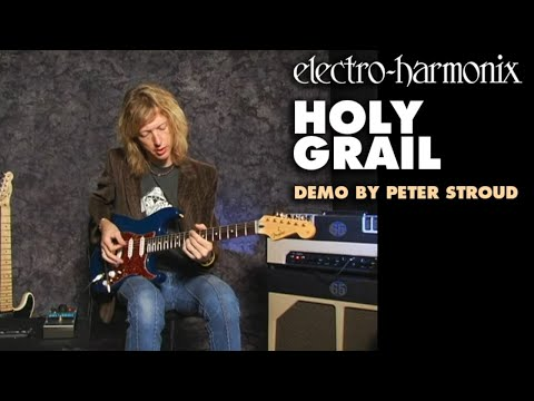 Electro-Harmonix Holy Grail Reverb Nano Pedal