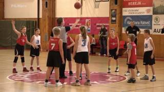 Závěrečný turnaj jihozápadní divize Jr.NBA