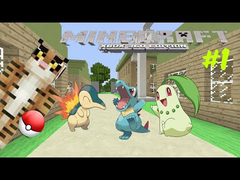 how to get pokemon on minecraft xbox 360