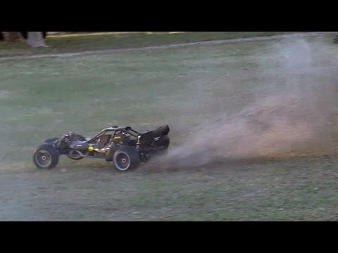 Baja 5b vs E-Revo vs Slash 4x4