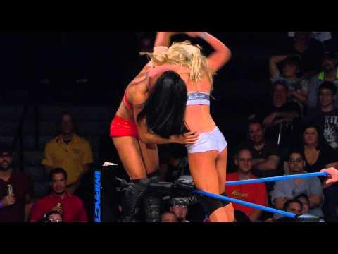Knockouts Championship: Gail Kim vs Taryn Terrell vs HAVOK (Nov. 19, 2014)