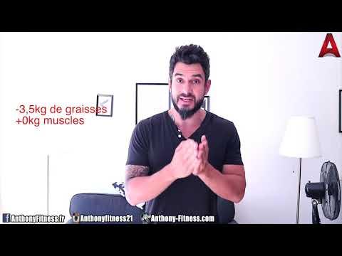 [Étude] Construire du muscle et perdre de la graisse en même temps.