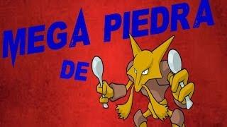 Pokemon X Y Donde Conseguir La Mega Piedra De Alakazam