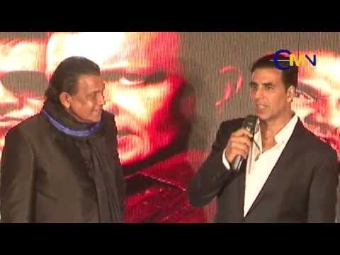 Akshay Kumar Launches Music Of Film Enemmy