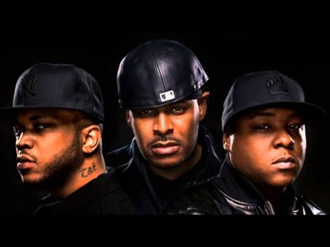 The Lox - Hood Cake (Pound Cake Freestyle) (2013 New CDQ Dirty NO DJ)