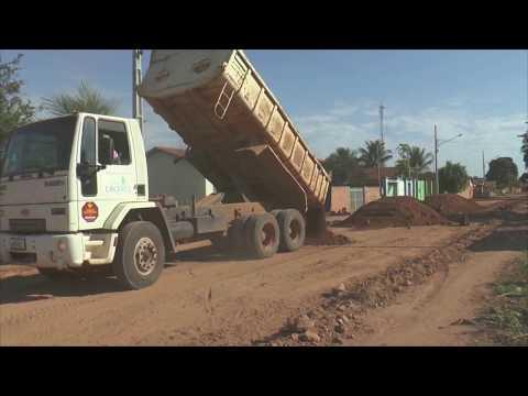 Entrevistas sobre a cascalheira de Cáceres