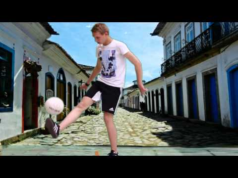Football Freestyle Workshop - Projektwoche 2013 - Gymnasium Nordenham