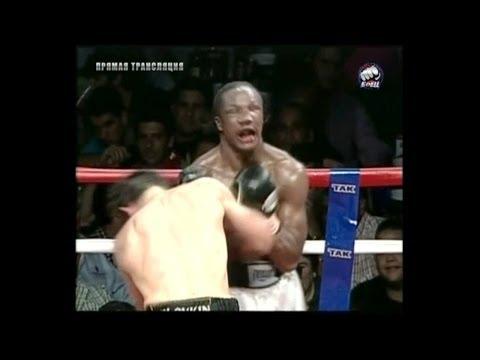 Box-Talent Golovkin: Gennady Golovkin vs Kassim Oum