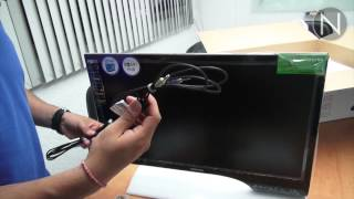 Unboxing Samsung TV Serie 7 LED De 27 Pulgadas
